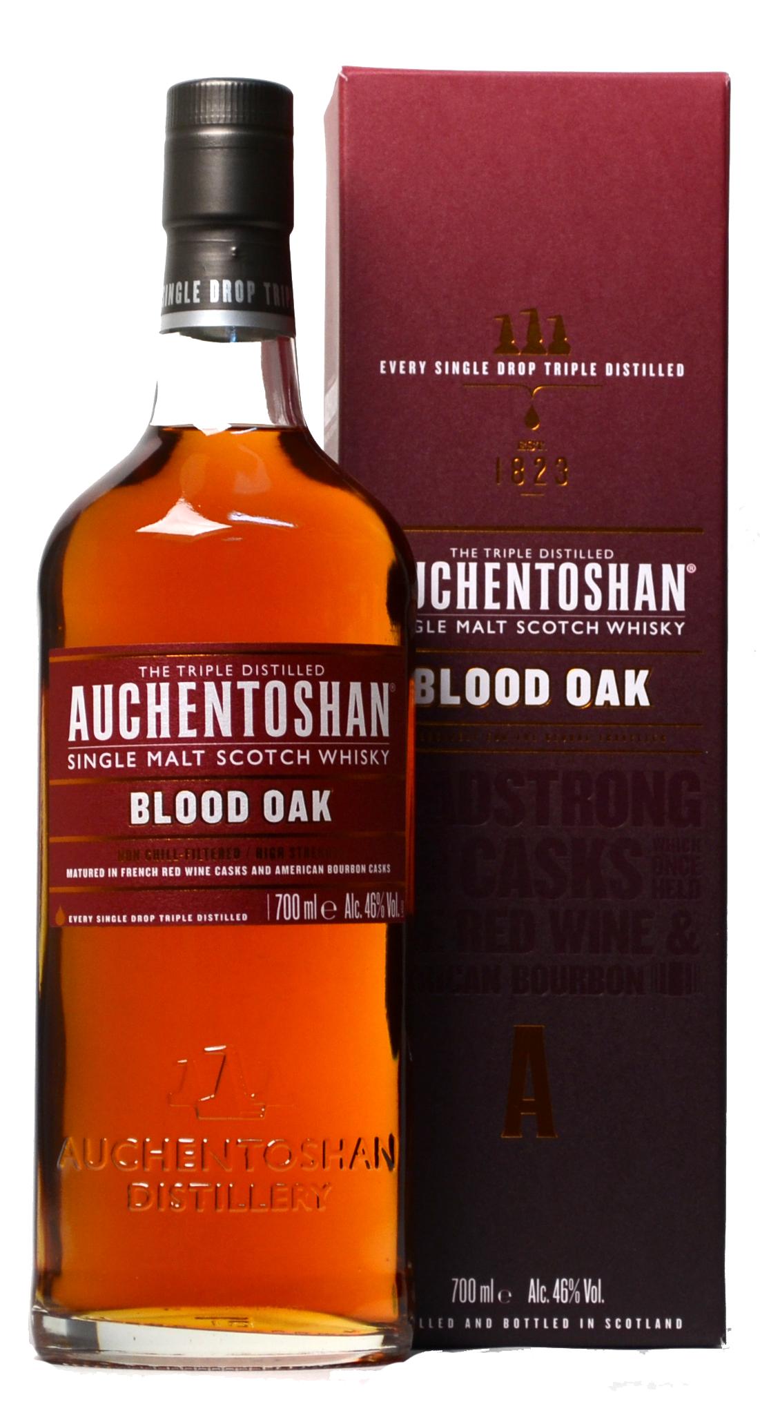 Image result for auchentoshan blood oak