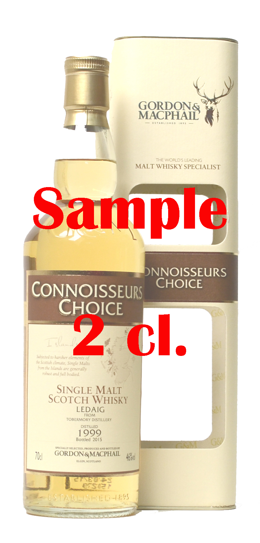 Ledaig Connoisseurs Choice