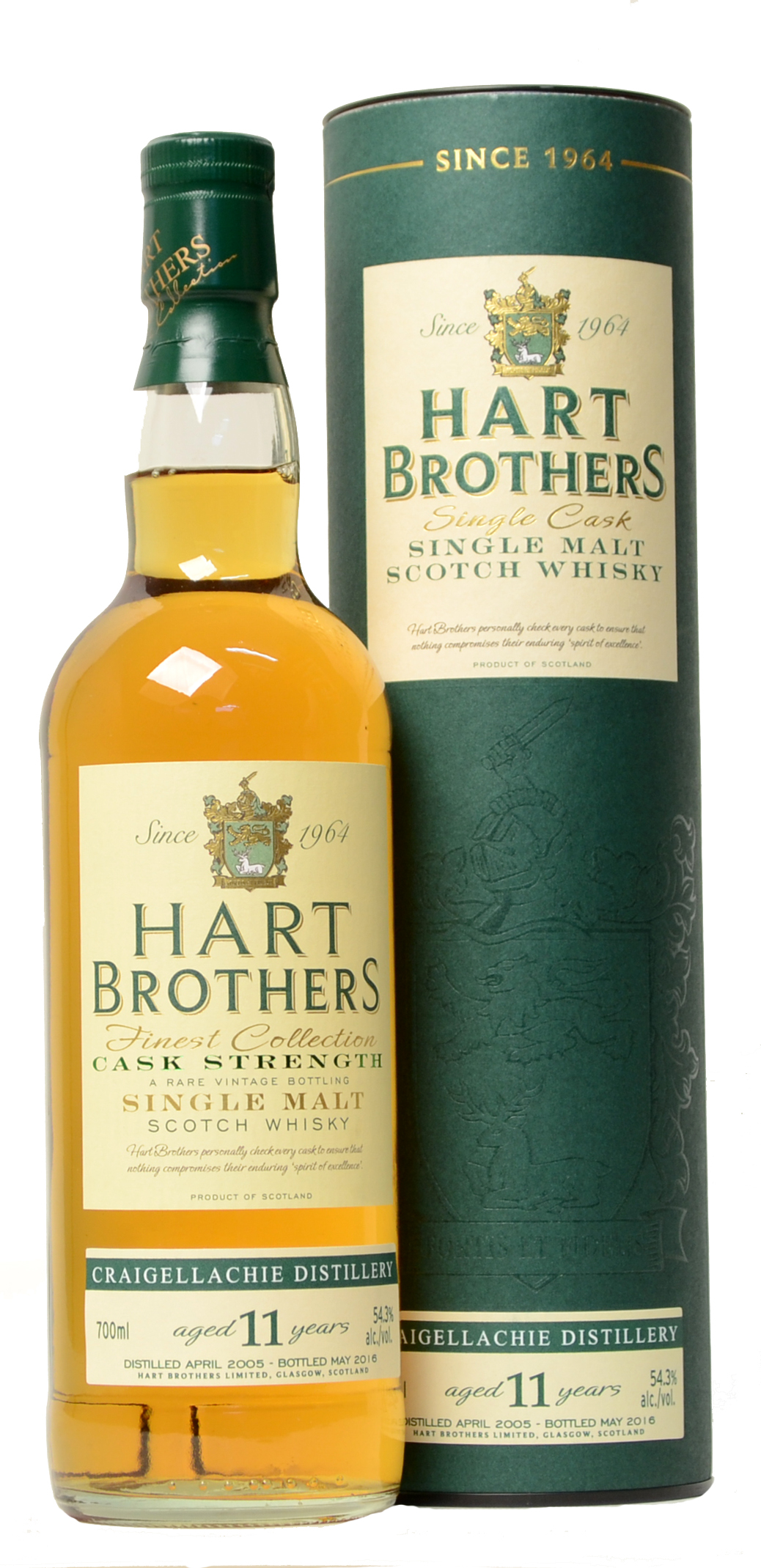 Hart Brothers Whisky