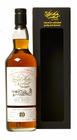 Ben Nevis single malts of Scotland