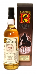 Glen Keith Blackadder 1993 20Y 56.2°