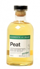 Peat Islay Blended Malt Scotch Whisky