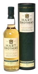 Bowmore Hart Brothers 1996 17Y 46°