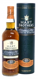 Hart Brothers Blended Malt Sherry Finish 17Y 50°