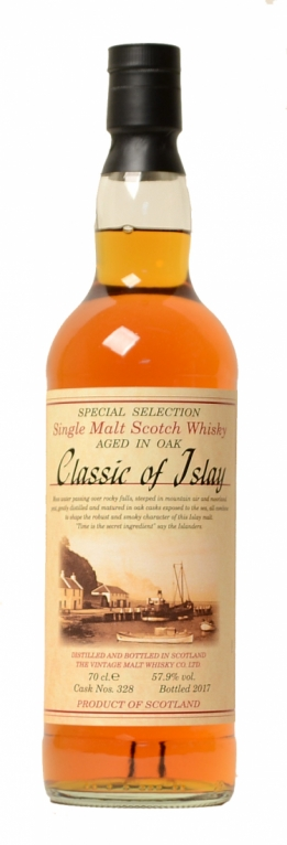 Classic of Islay Vintage 328