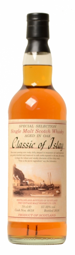 Classic of Islay Vintage 4618