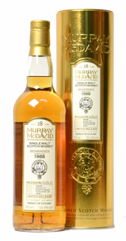 Benrinnes Mission Gold - Limited Release
